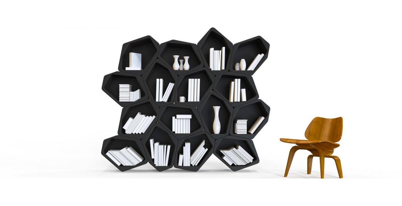 BUILD - модульні меблі оригінальної форми
