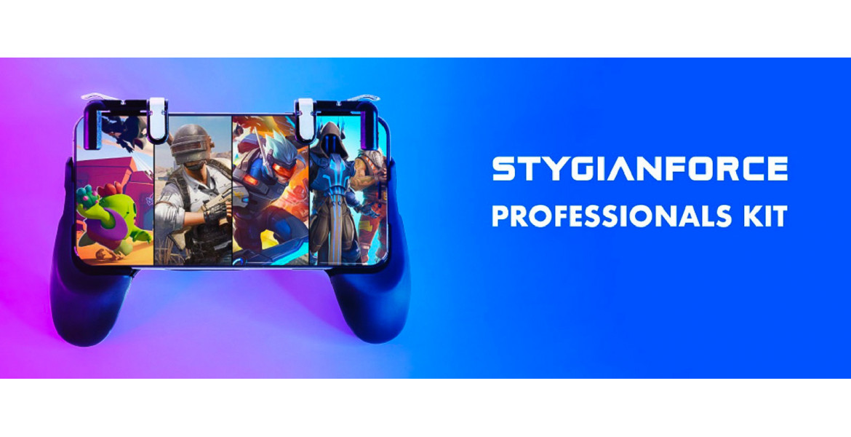 StygianForce - набір аксесуарів для мобільних ігор