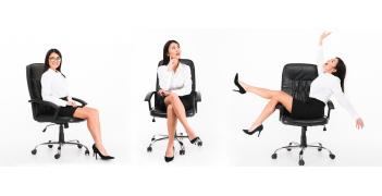 Удаленная работа или как правильно сидеть в кресле