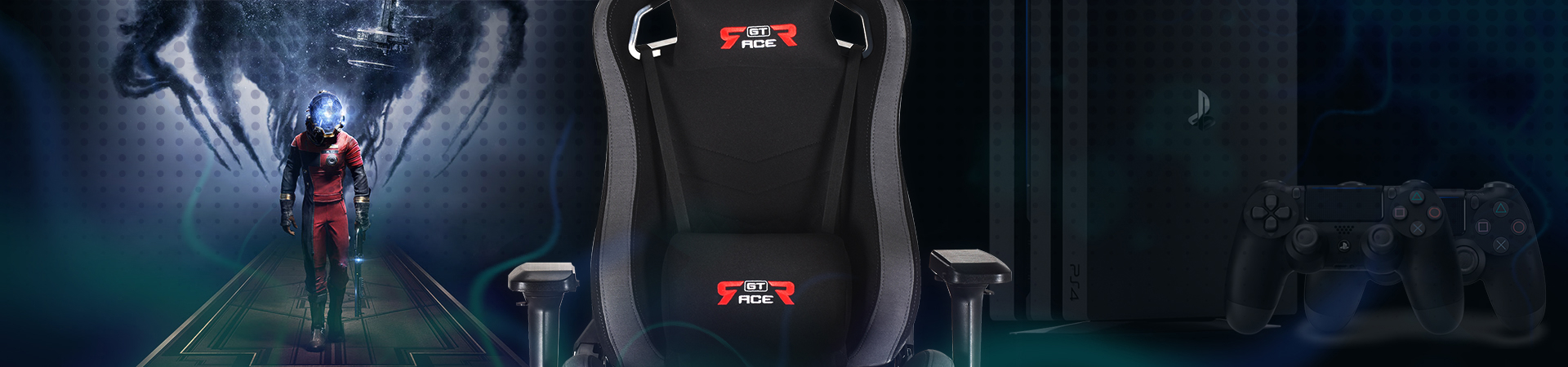 Геймерські крісла Серія X-2604-4d