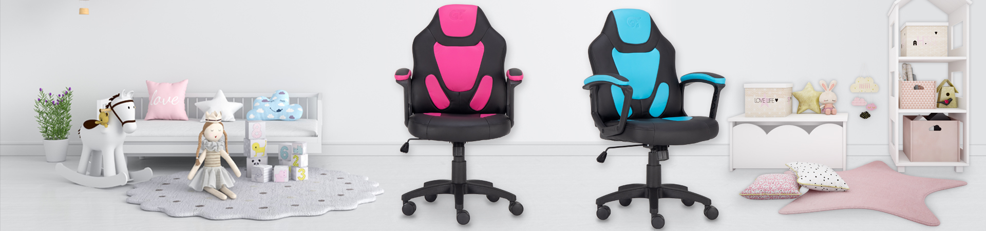 Дитячі крісла Матеріал оббивки Екошкіра