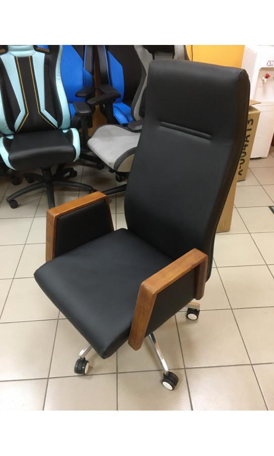 Офісне крісло GT Racer X-L1004 Black (уцінка)