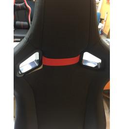 Геймерське крісло GT Racer X-0714 Black/Red (уцінка)