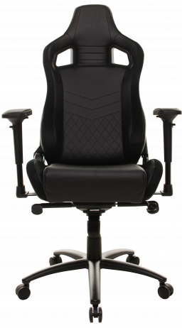 Gaming chair GT Racer X-0713 Black