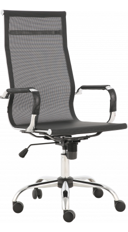 Office chair GT Racer X-2816B Mesh Black