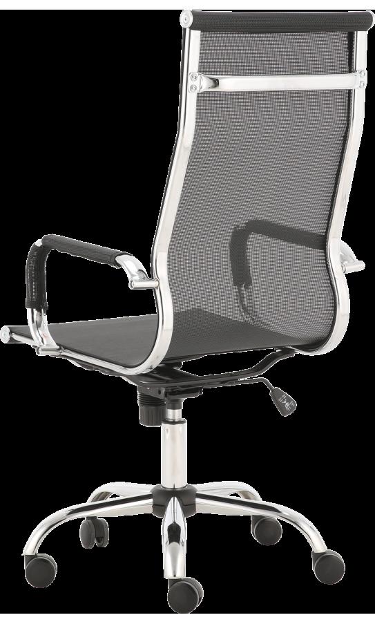 Офісне крісло GT Racer X-2816B Mesh Black