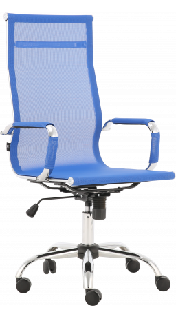 Office chair GT Racer X-2816B Mesh Blue