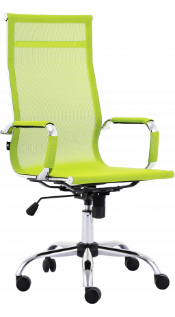Office chair GT Racer X-2816B Mesh Green