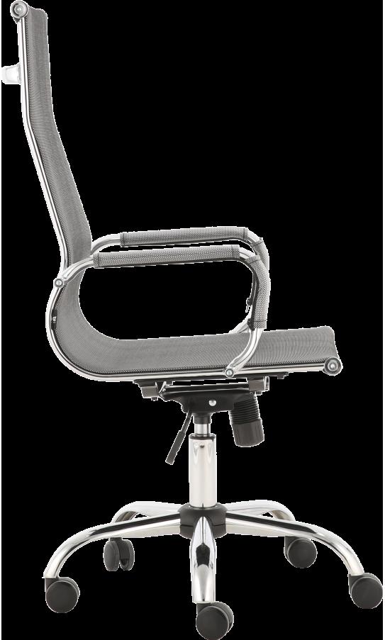 Офісне крісло GT Racer X-2816B Mesh Gray