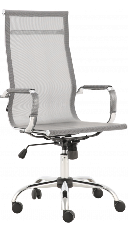 Office chair GT Racer X-2816B Mesh Grey