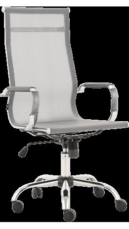 Офісне крісло GT Racer X-2816B Mesh Grey