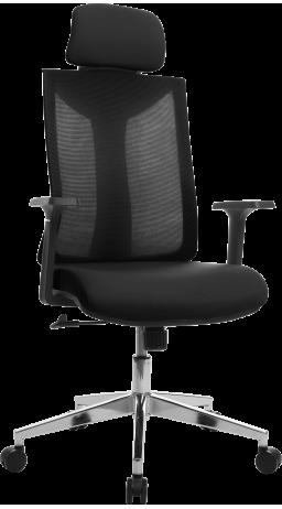 Офісне крісло GT Racer B-0070 Black