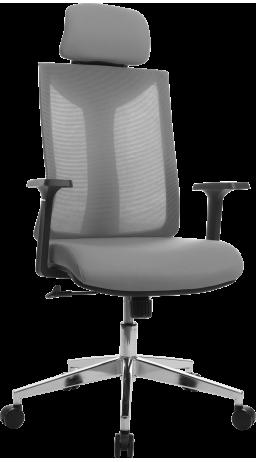 Офісне крісло GT Racer B-0070 Gray