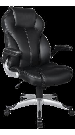 Офісне крісло GT Racer B-1230 Black