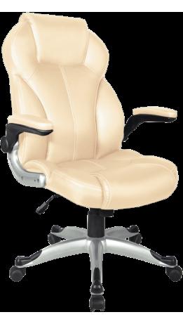 Офісне крісло GT Racer B-1230 Cream