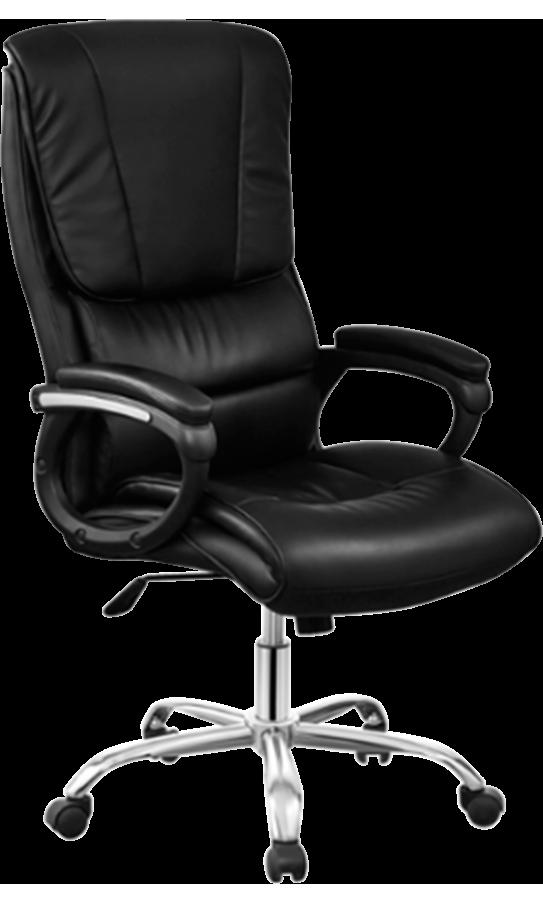 Офісне крісло GT Racer B-1390 Black