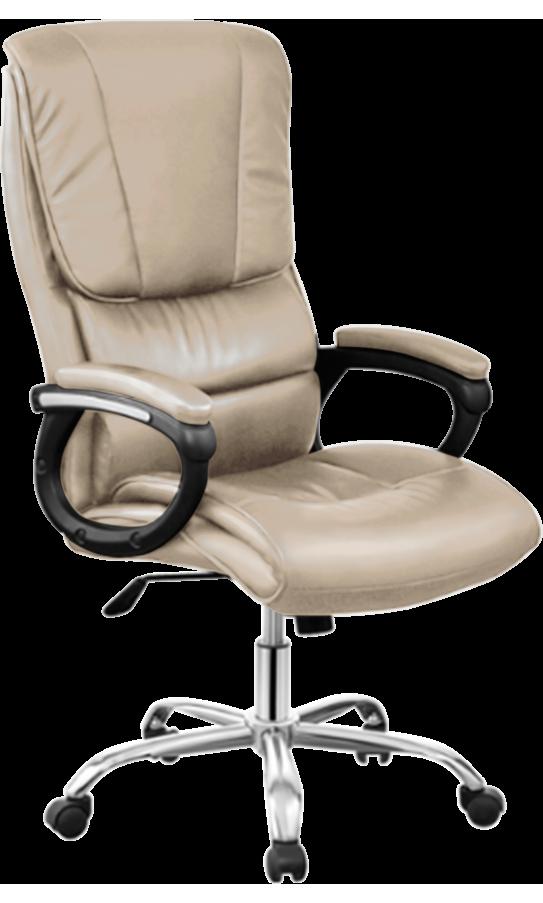 Офісне крісло GT Racer B-1390 Cream