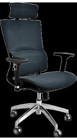 Офісне крісло GT Racer B-212A-2 Blue