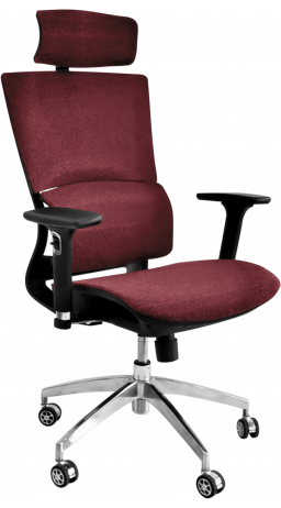 Офісне крісло GT Racer B-212A-2 Red