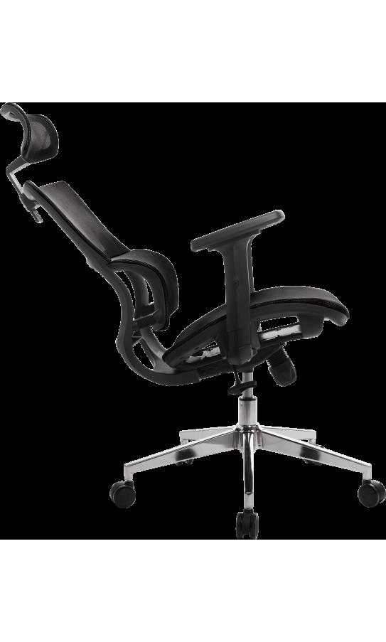 Офісне крісло GT Racer B-212A Black
