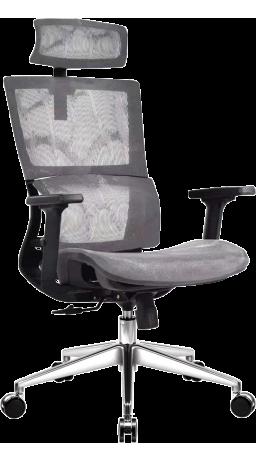 Офісне крісло GT Racer B-212A Gray