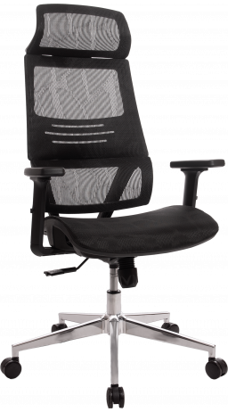Офісне крісло GT Racer B-218A Black