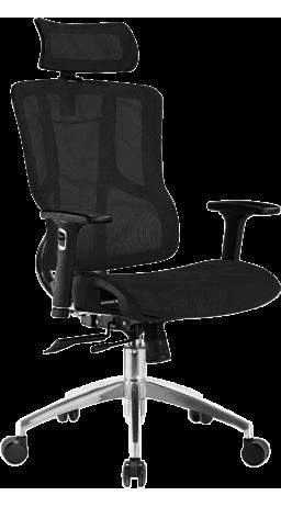 Офісне крісло GT Racer B-228A Black