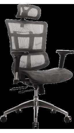 Офісне крісло GT Racer B-237A Gray