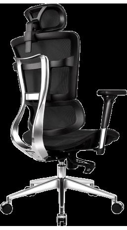 Офісне крісло GT Racer B-237A Black