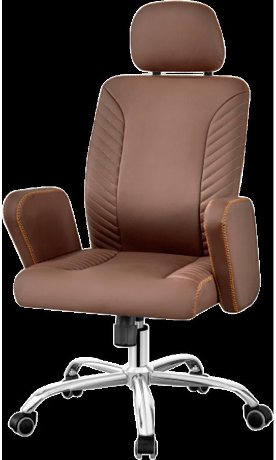 Офісне крісло GT Racer B-2380 Brown