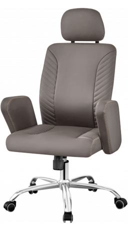 Офісне крісло GT Racer B-2380 Gray