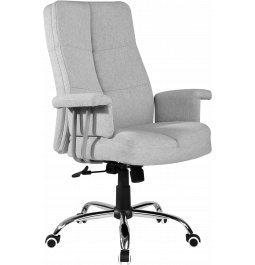 Офісне крісло GT Racer B-2554 Gray