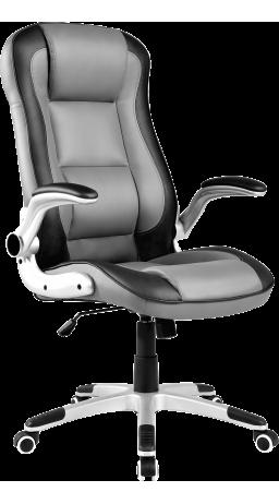 Офісне крісло GT Racer B-2555 Gray