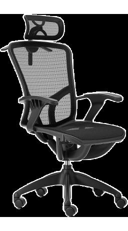 11Офісне крісло GT Racer B-262 Black
