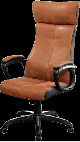Офісне крісло GT Racer B-2800 Brown