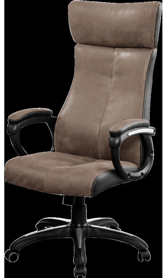 Офісне крісло GT Racer B-2800 Dark Brown