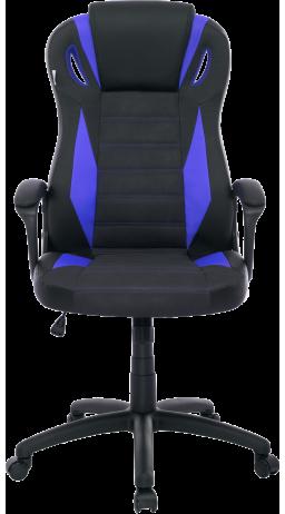 11Gaming chair GT Racer B-2855 Black/Blue
