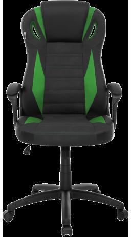 11Gaming chair GT Racer B-2855 Black/Green