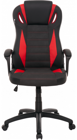 11Gaming chair GT Racer B-2855 Black/Red