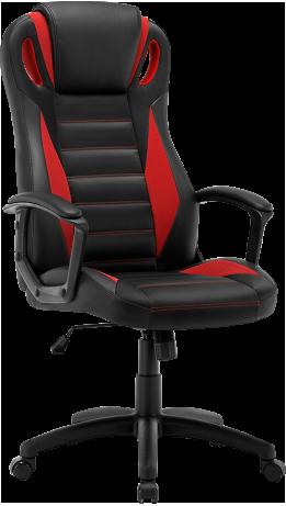 Геймерське крісло GT Racer B-2855 Black/Red
