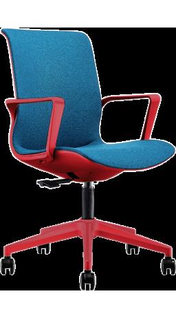 Офісне крісло GT Racer B-8002CW Blue