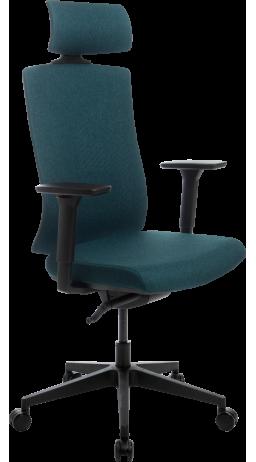 Офісне крісло GT Racer B-8003A Blue