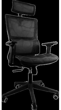 11Офісне крісло GT Racer B-810A Black