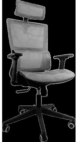 11Офісне крісло GT Racer B-810A Gray