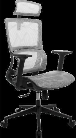 Офісне крісло GT Racer B-810A Gray