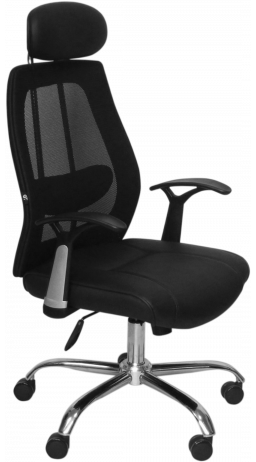 11Офісне крісло GT Racer B-8648A Black