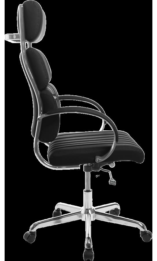 Офісне крісло GT Racer B-8855A Black