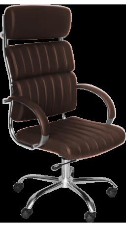 11Офісне крісло GT Racer B-8855A Brown