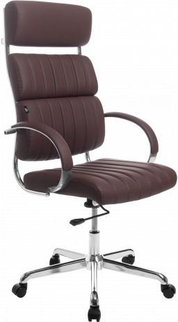 Офісне крісло GT Racer B-8855A Brown