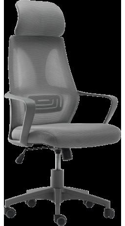 Офисное кресло GT Racer B-901 Gray